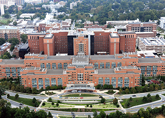 Photo of NIH campus