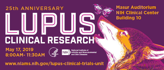 25th Anniversary of Lupus Clinical Research