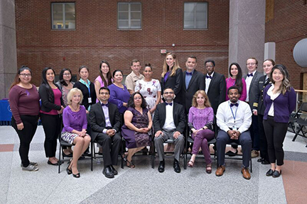 Photo of the NIAMS Lupus Clinical Research Team