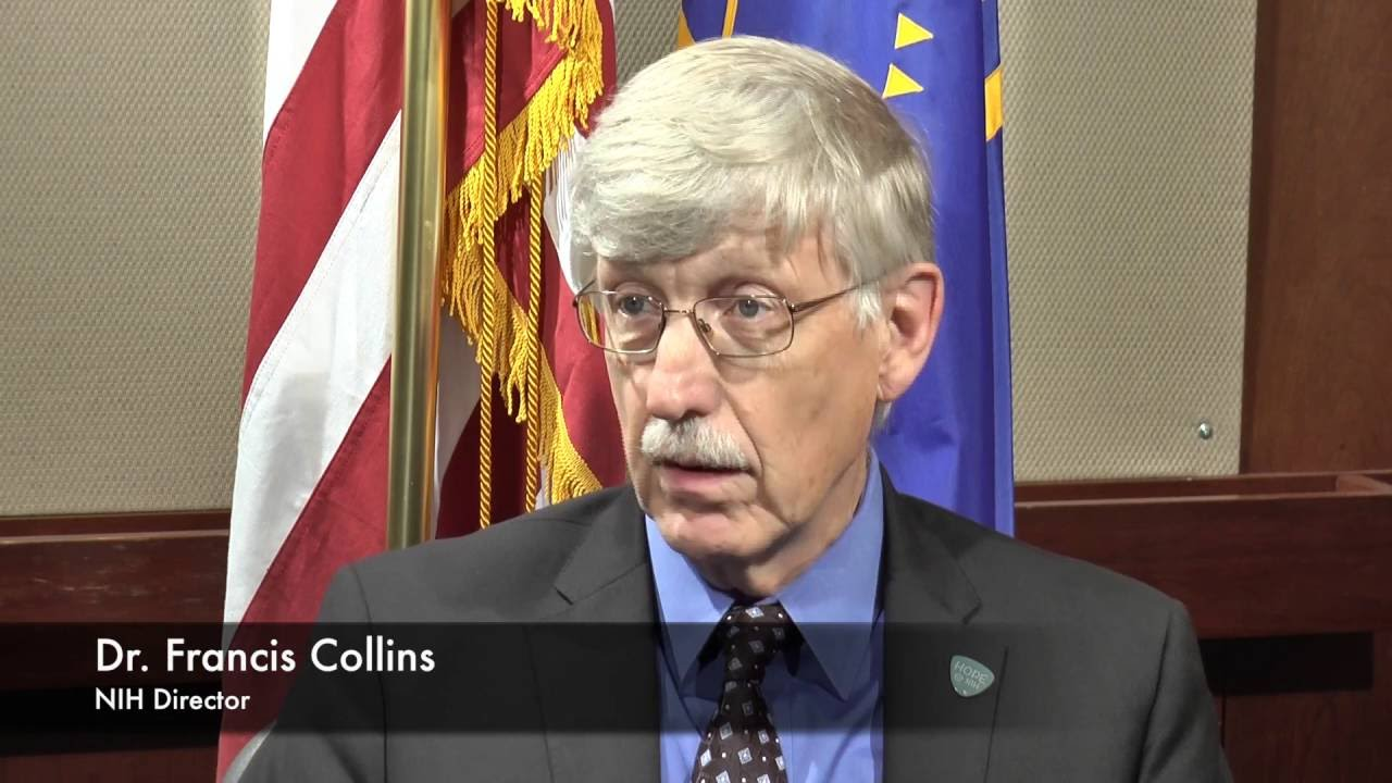 Dr. Francis S. Collins Director NIH