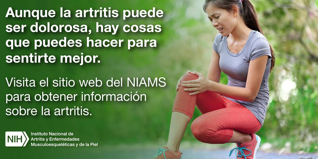 Aprenda sobre la artritis, cómo se diagnostica y se trata, y las medidas que puede tomar para vivir con esta enfermedad.
