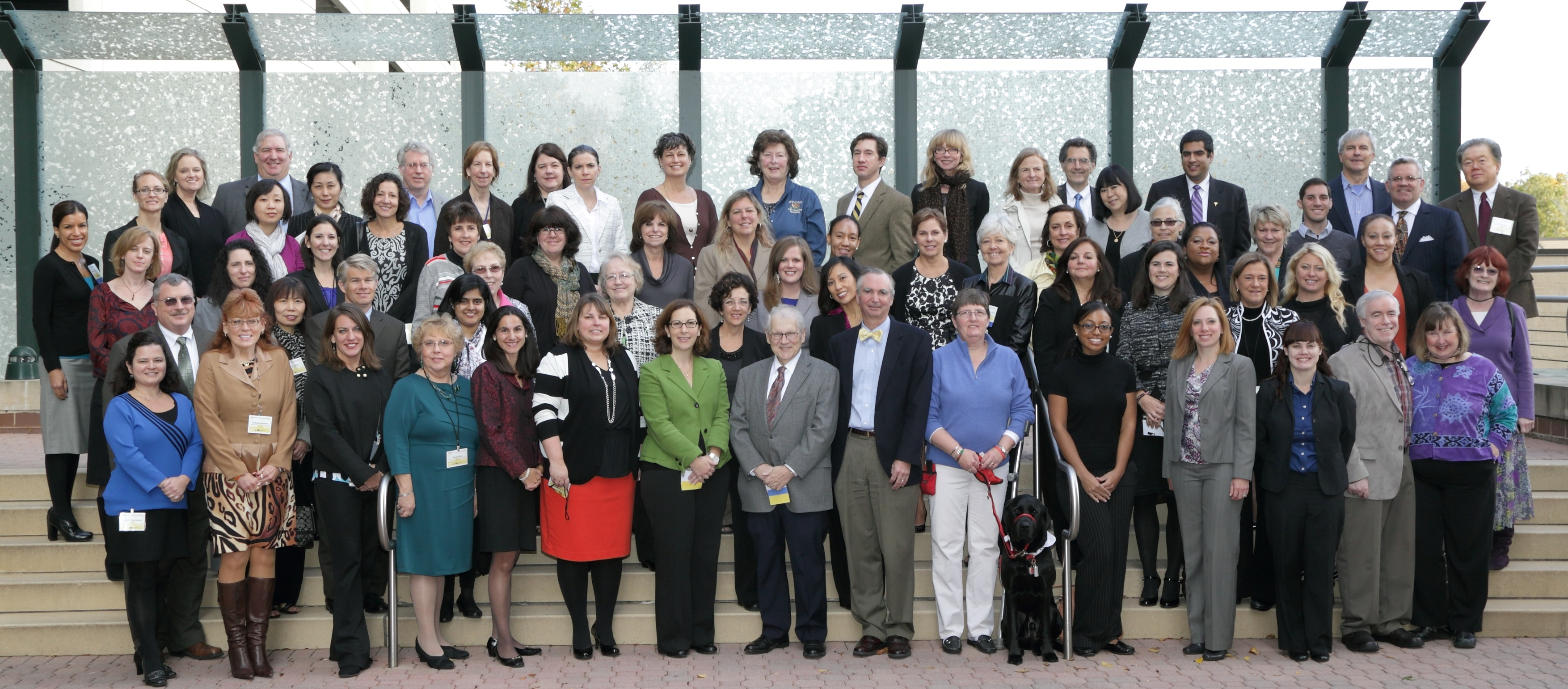 Group photo: Attendees at the NIAMS Coalition 2013 Outreach and Education Day