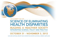 Save the Date: Summit on the Science of Eliminating Health Disparities