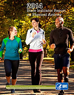 2014 State Indicator Report on Physical Activity cover