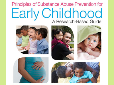 Principles of Substance Abuse Prevention for Early Childhood cover