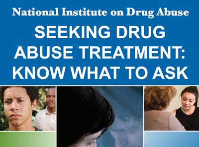 Seeking Drug Abuse Treatment: Know What To Ask header cover