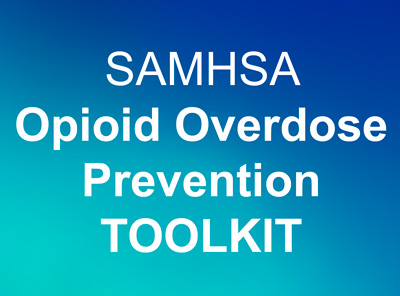 Opioid Overdose Prevention Toolkit cover