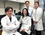 Research team behind the Systemic Therapy of NELL-1 for Spaceflight-Induced Osteoporosis