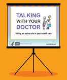 Talking With Your Doctor cover