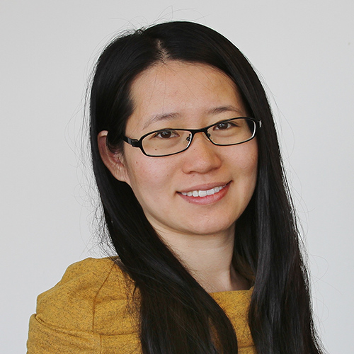 Portrait of Yao Chen.