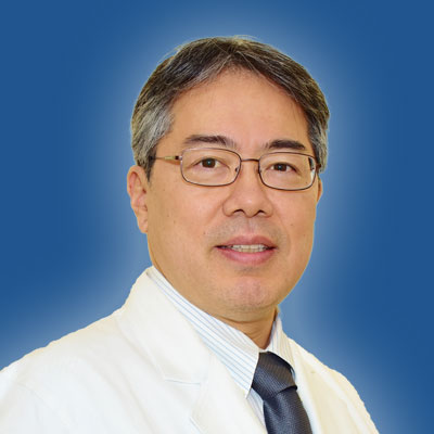 portrait of Keisuke (Chris) Nagao, M.D., Ph.D.