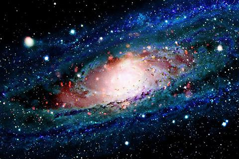 an image of space