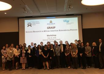 2nd GRASP Workshop 2018 people
