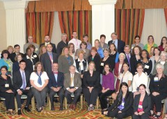 Attendees at the NIAMS Coalition 2011 outreach and education meeting